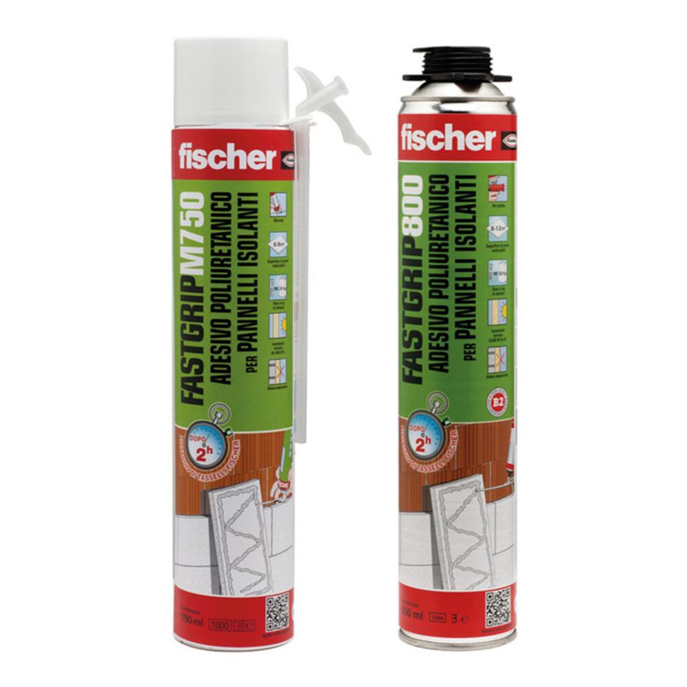 Adesivo poliuretanico FASTGRIP per pannelli isolanti e cartongesso