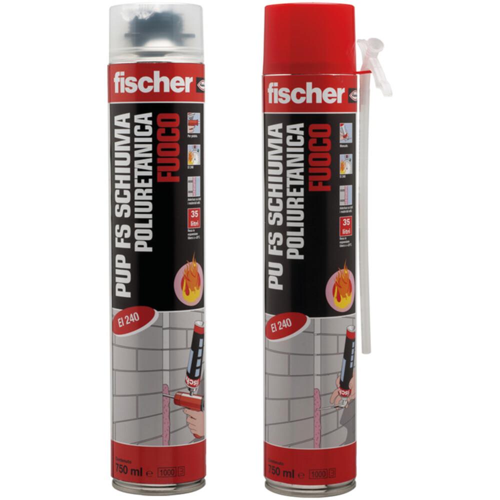 Schiuma poliuretanica fuoco PU FS / PUP FS