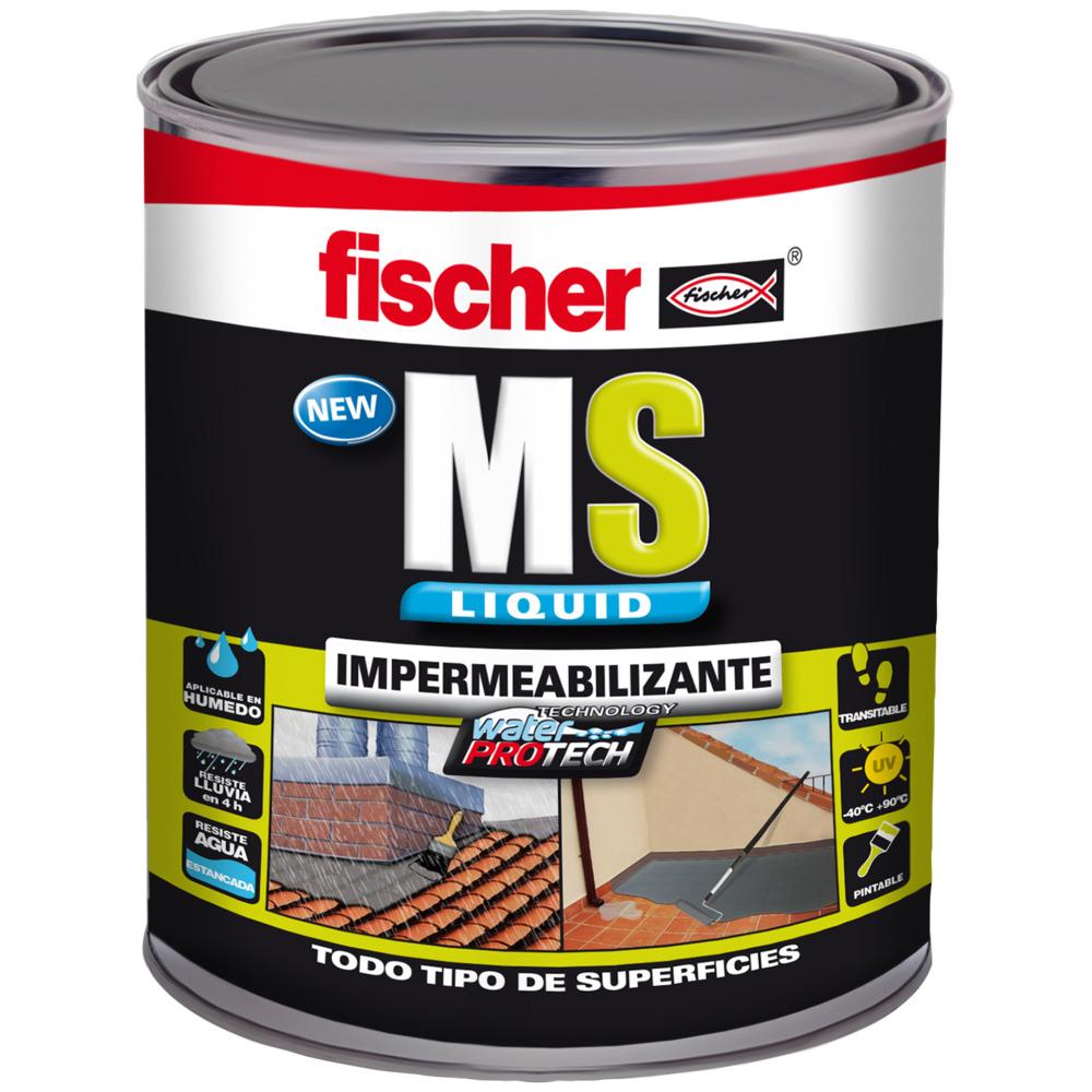 Base de MS polímero