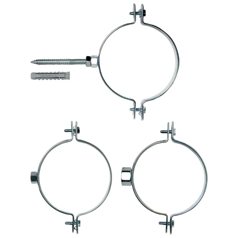 Collare per tubi in plastica CPE-S / CPE-SL