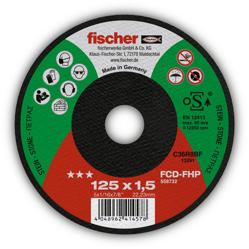 Δίσκος κοπής πέτρας FCD-FHP
