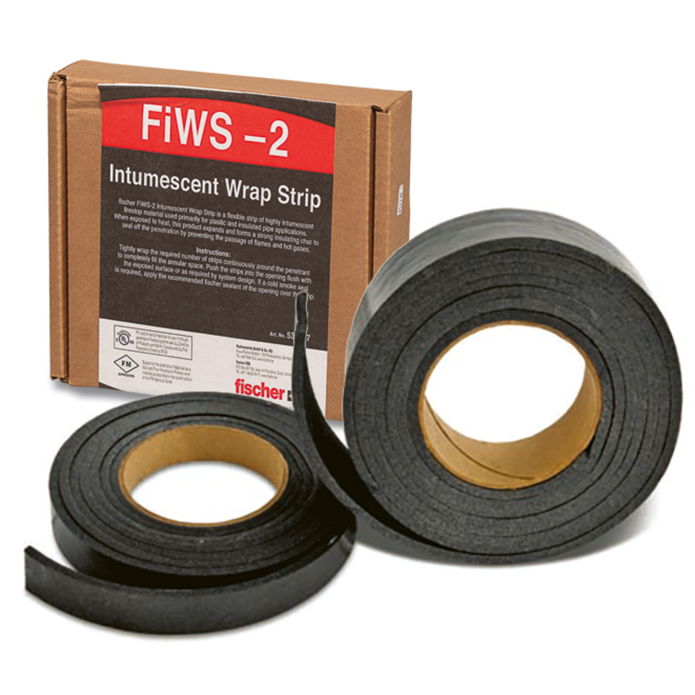 Intumescent Wrap Strip FiWS