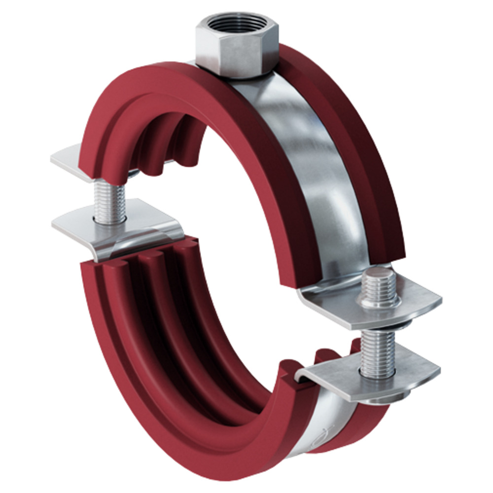 Silicone pipe clamp FRSH