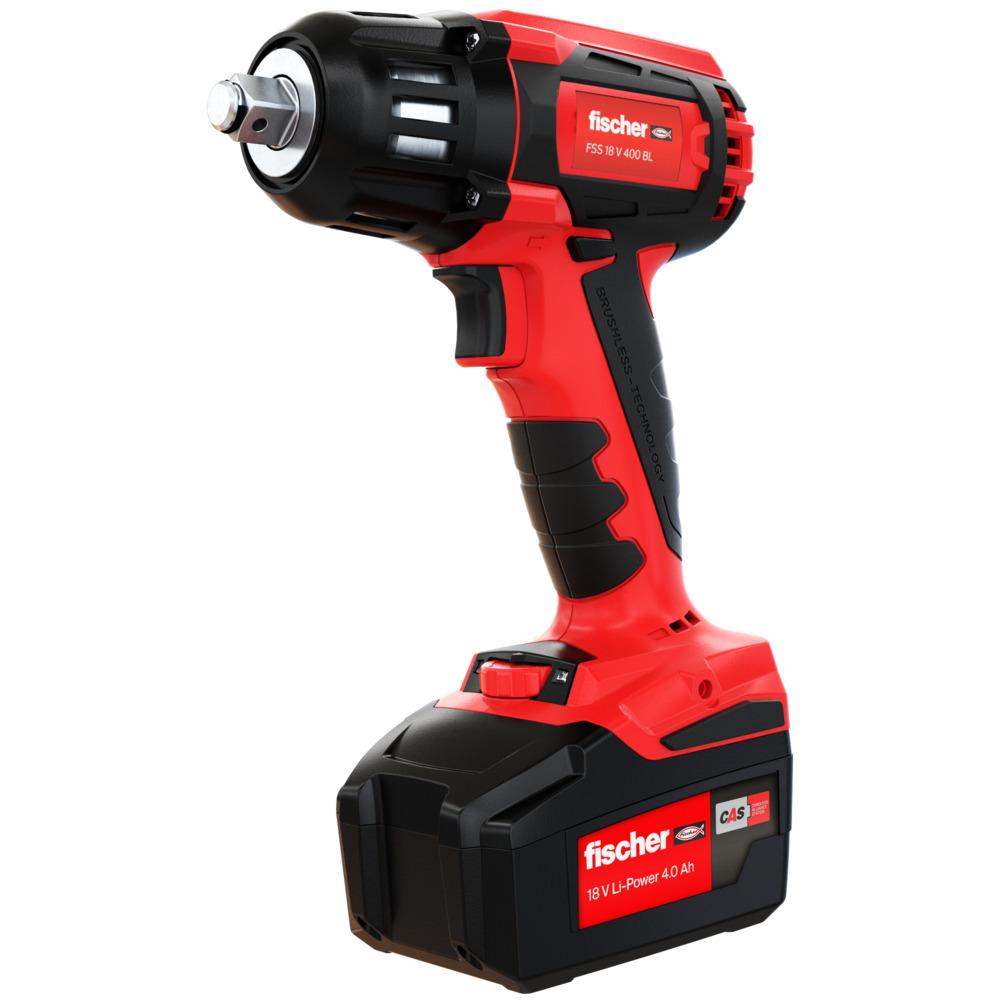 Cordless impact wrench FSS 18V 400 BL