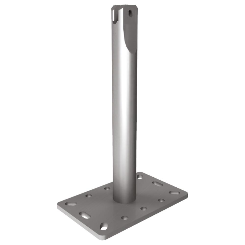 Palo intermedio PI in acciaio zincato caldo