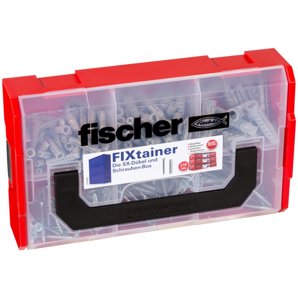 655 Knotendübel //Dübel Tx Sortiment Set im Koffer Schrauben Set 388-teilig