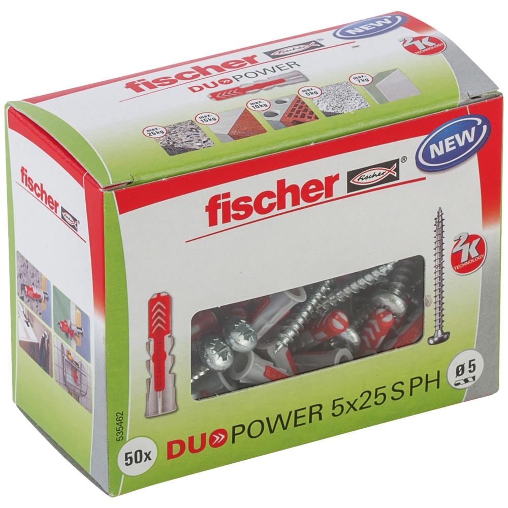 Fischer Duopower Dübel Allzweckdübel Universaldübel Aktion SALE!!!!